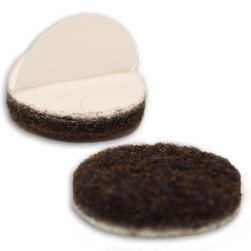 7/8-inch, 100-pack, Heavy Duty Felt Furniture Pads