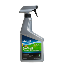 Aqua Mix AquaShield Cleaner & Resealer- 24oz Spray Bottle