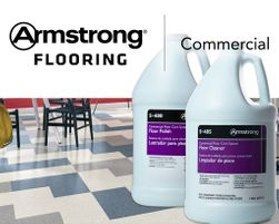 ARMSTRONG Commercial Resilient Floor Care