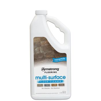Armstrong Multi-Surface Floor Cleaner Concentrate, 32oz