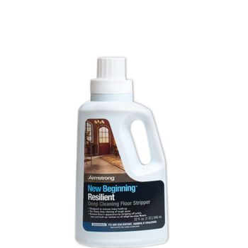 Armstrong New Beginning Extra-Strength Floor Stripper, 32-oz - REPLACES PATTERN PLUS SHINE REMOVER