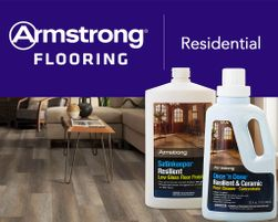 ARMSTRONG Residential Vinyl, LVT, Rigid Core