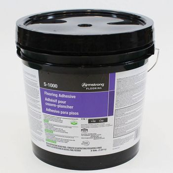 Armstrong S-1000 Flooring Adhesive - 2 gal Pail