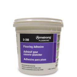 Armstrong S-288 Flooring Adhesive - 4 Gal Pail