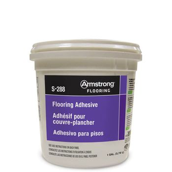 Armstrong S-288 Flooring Adhesive - 1 Qt