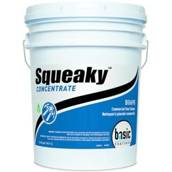 Basic Squeaky Cleaner CONCENTRATE, 5-Gallon