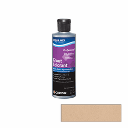 Aqua Mix Grout Colorant 8 oz - Beige