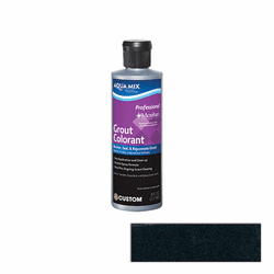 Aqua Mix Grout Colorant 8 oz - Black