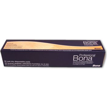 Bona Pro Untreated Disposable Mop Pads