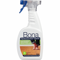 Bona Hardwood Floor Cleaner - 32 oz Spray Bottle