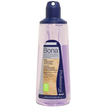 Bona Pro Hardwood Cleaner Cartridge 34-Oz, for spray mop
