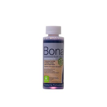 Bona Professional Series Hardwood Floor Cleaner - 4 oz CONCENTRATE