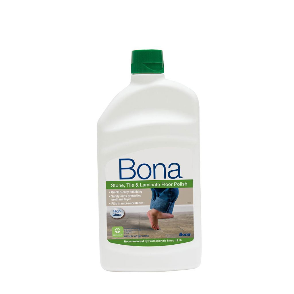 Bona Stone Tile Laminate Floor Polish 32 Oz