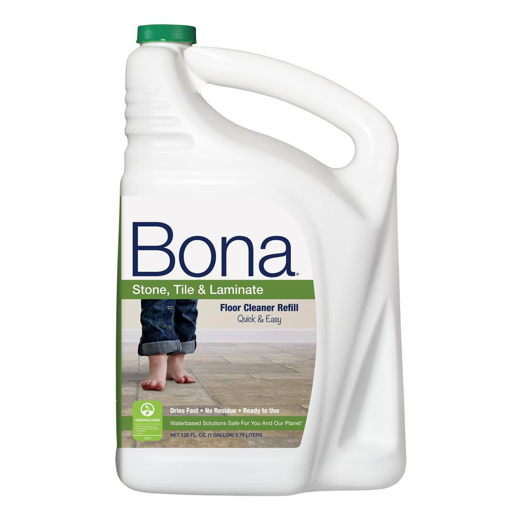 Bona Stone Tile Amp Laminate Floor Cleaner Gallon Refillbona