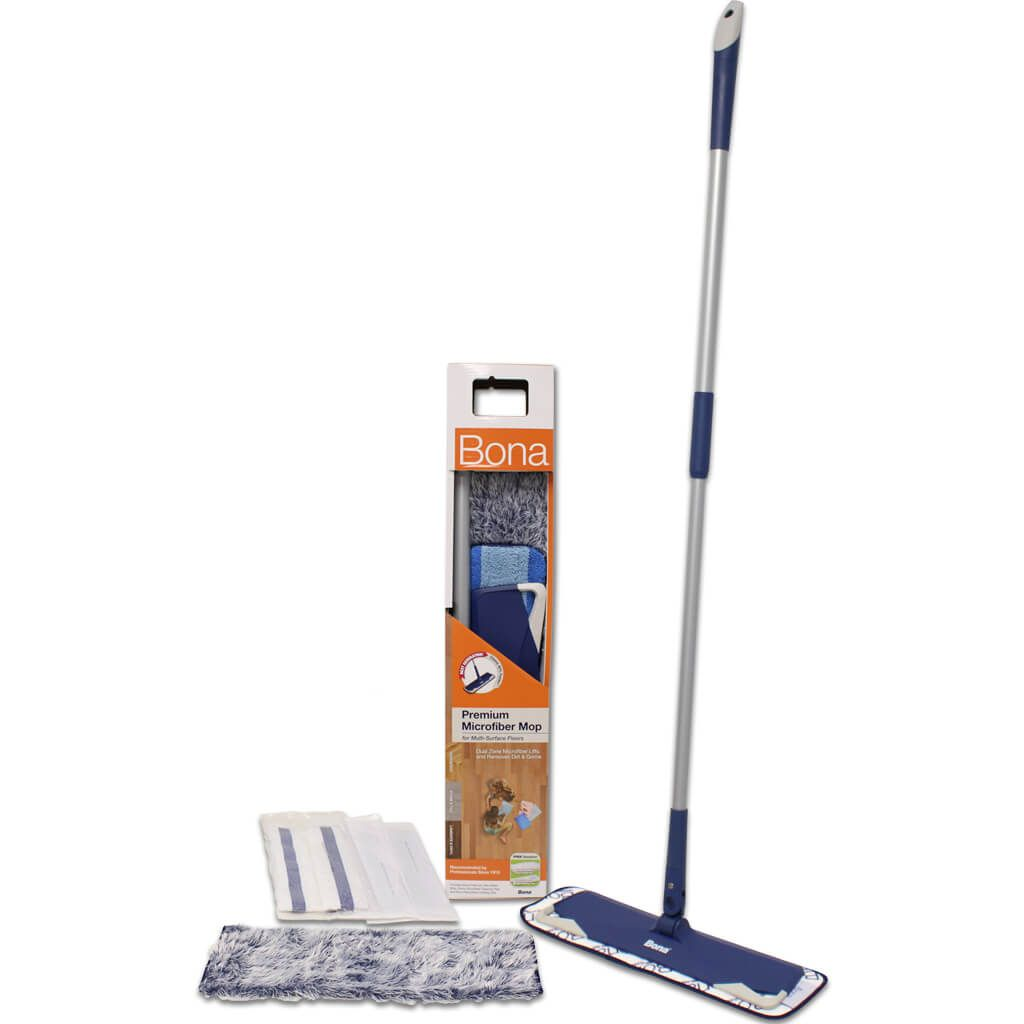Premium Microfiber Mop Set Floor Cleaning Bona