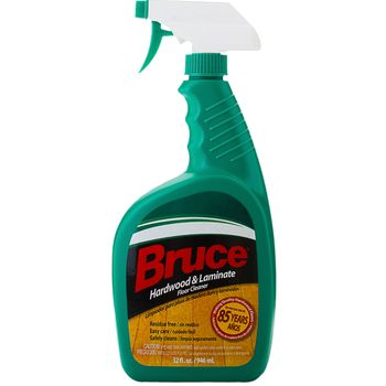 Bruce Hardwood & Laminate Floor Cleaner, 32-oz Spray