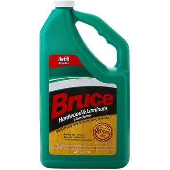 Bruce Hardwood & Laminate Floor Cleaner - 64oz Refill