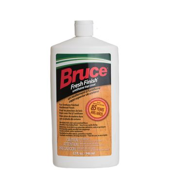 Bruce Fresh Finish for wood floors, 32 oz