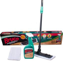 Bruce Hardwood & Laminate Cleaning System Kit