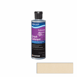 Aqua Mix Grout Colorant 8 oz - Buff