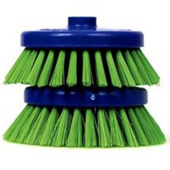 Caddy Clean Green 0.40 Medium Duty Brush - 2 pack