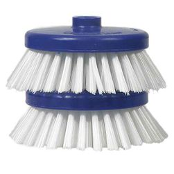 Caddy Clean White 0.25 Soft Brush - 1 Pair