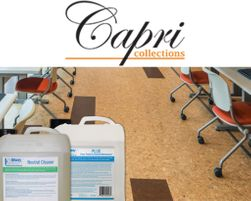 Capri Collections -Cork & Rubber Floors