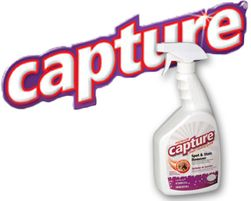 CAPTURE Carpet Cleaner Care