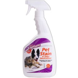 Capture Carpet Pet Stain & Odor Neutralizer - 32 oz Spray