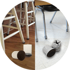 Chair Leg & Furniture Floor Protectors