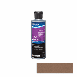 Aqua Mix Grout Colorant 8 oz - Cinnamon
