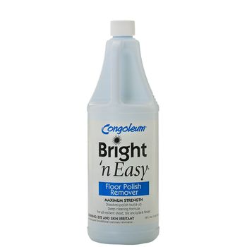 Congoleum Bright 'n Easy Polish Remover, 32 oz (ORMD)