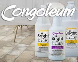 Congoleum Floor Care & Maintenance