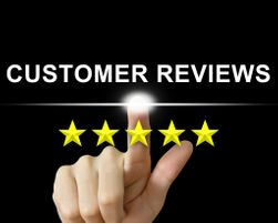 Customer Store Reviews