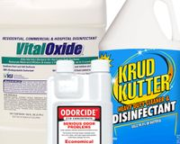 Disinfectant Cleaners | Air & Surface Deodorizers