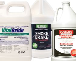 Disinfectant Cleaners   Air & Surface Deodorizers