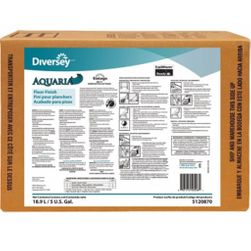 Diversey AQUARIA Floor Finish, 5 Gallon