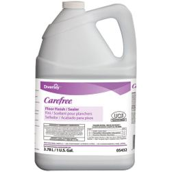 Diversey CAREFREE Floor Finish/Sealer, 1 Gallon
