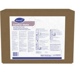 Diversey CAREFREE MATTE Floor Finish, 5 Gallon
