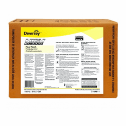 Diversey HIGH MILEAGE UHS Floor Finish, 5 Gallon