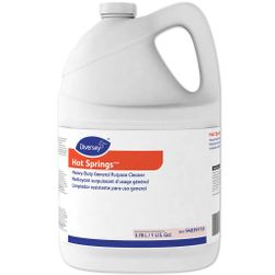 Diversey HOT SPRINGS Heavy Duty General Purpose Cleaner (4039110), 1 Gallon