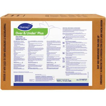 Diversey Over & Under Plus Sealer, 5 Gallon