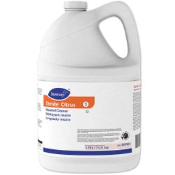 Diversey STRIDE Citrus Neutral Cleaner, 1 Gallon