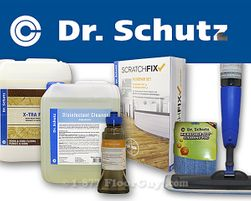 Dr Schutz Floor Care - Scratch Fill