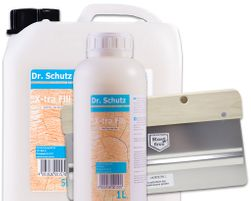 DR SCHUTZ X-tra Fill Wood Filler