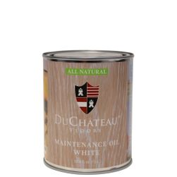 Duchateau Maintenance Oil, WHITE - 1 Liter (33.8oz)