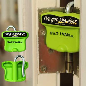 FatIvan Jr Door Chock with magnet