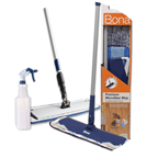 Flat Mop Supplies - Spray & Wipe Mopping
