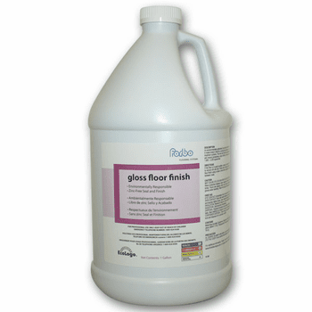 forbo gloss floor finish, gallon (COMMERCIAL USE)