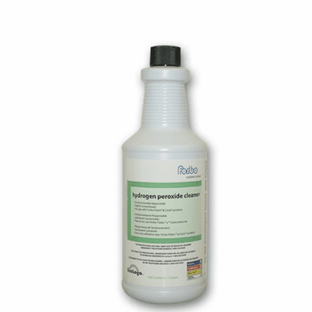 forbo hydrogen peroxide cleaner, quart (COMMERCIAL USE)